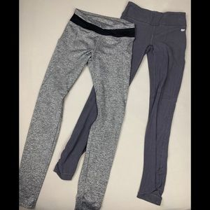 F21 two workout leggings